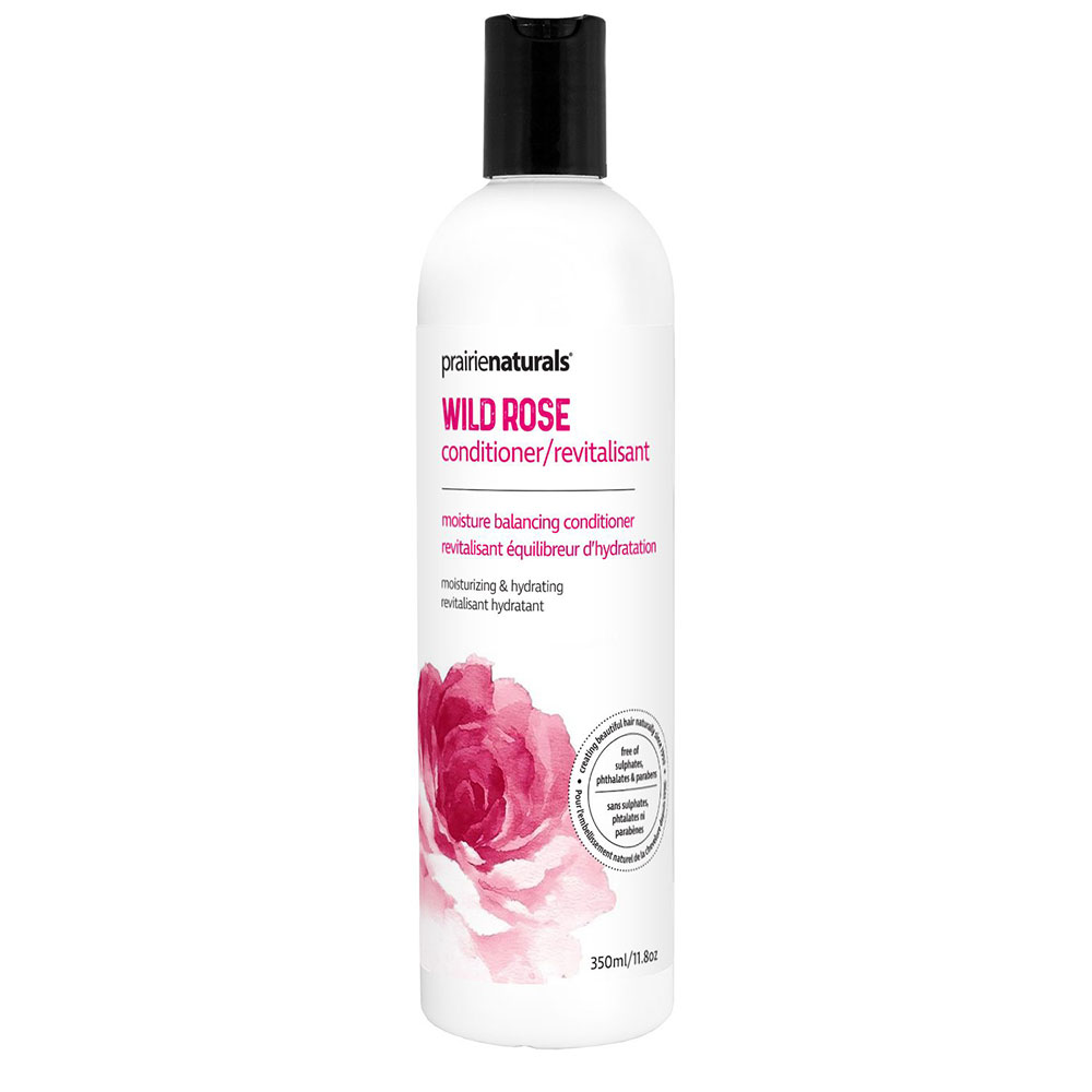 : Prairie Naturals WildRose Moisture Balancing Conditioner