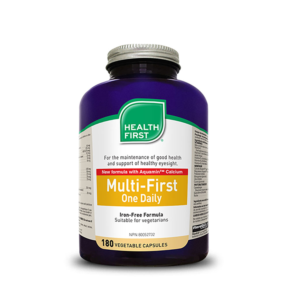 : Multi-First One Daily Iron-Free