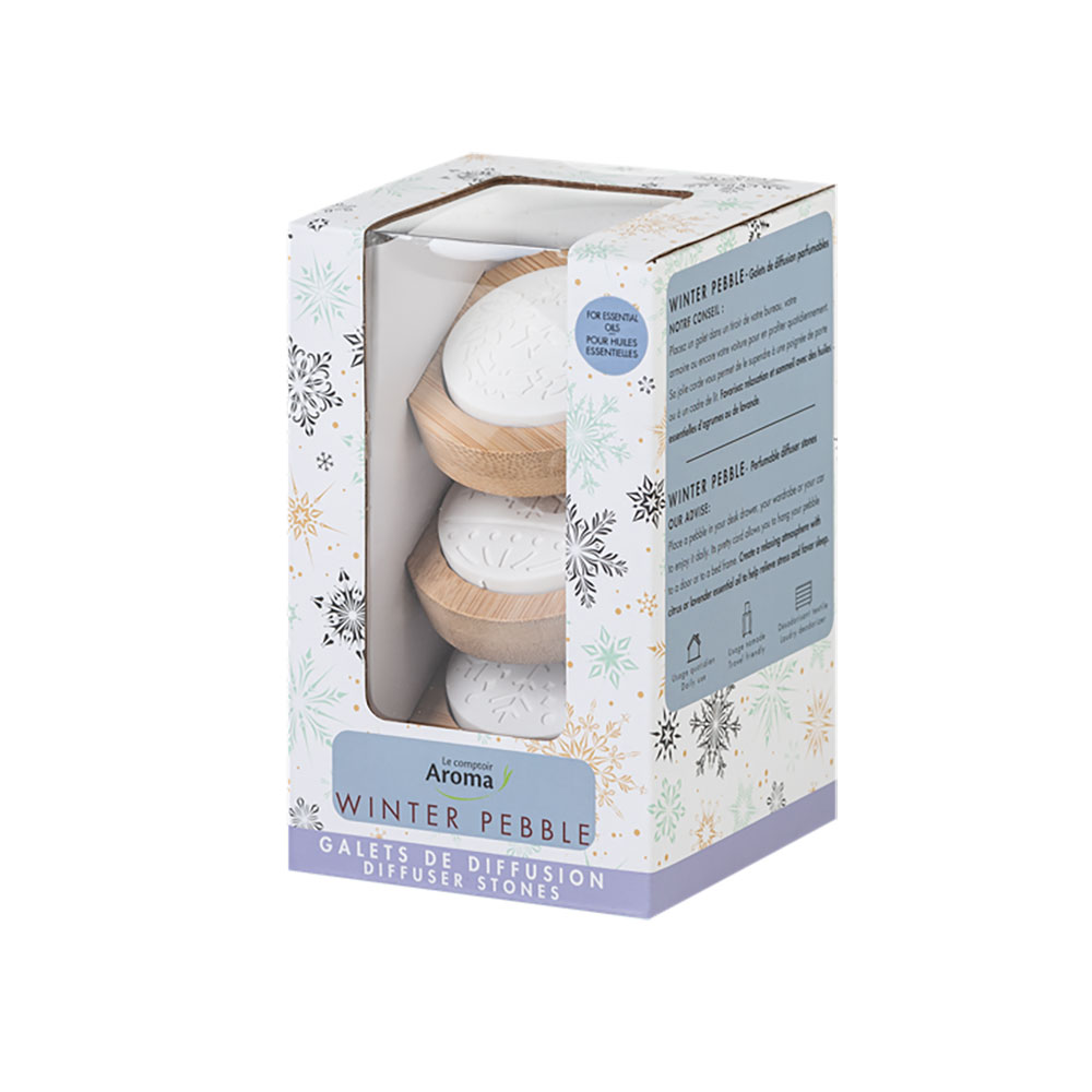 : Le Comptoir Aroma Winter Pebbles (Limited Edition)