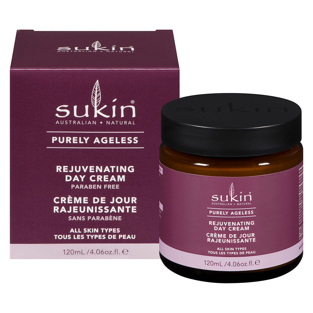 : Sukin Purely Ageless Rejuvenating Day Cream 120ml