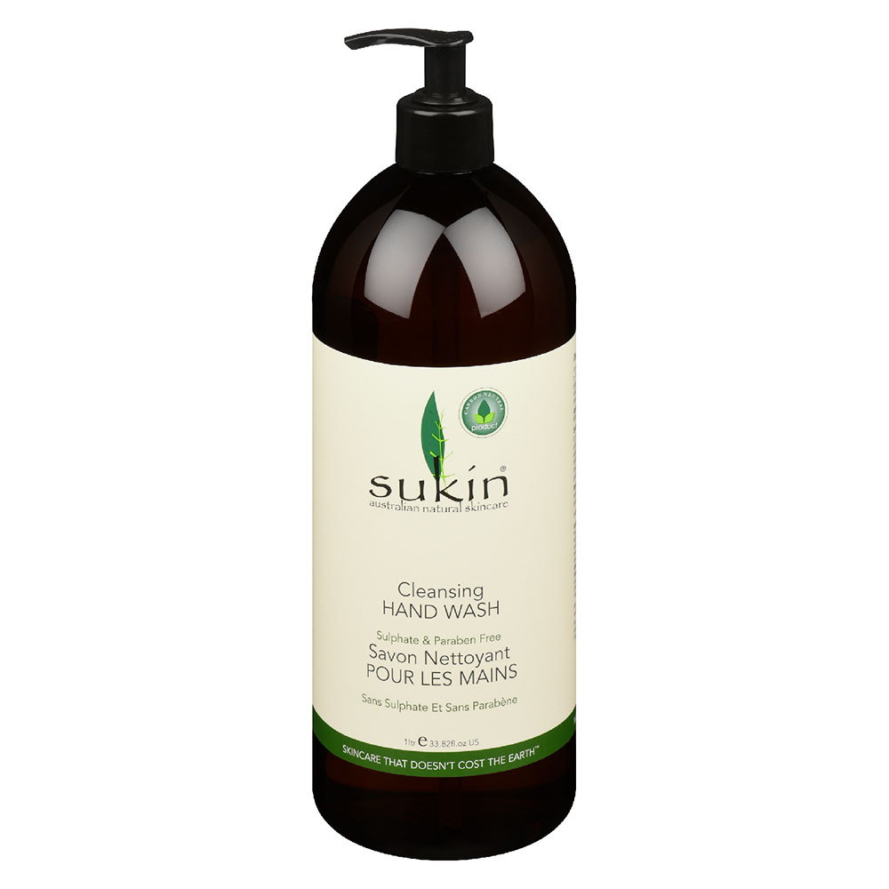 : Sukin Cleansing Hand Wash 1L